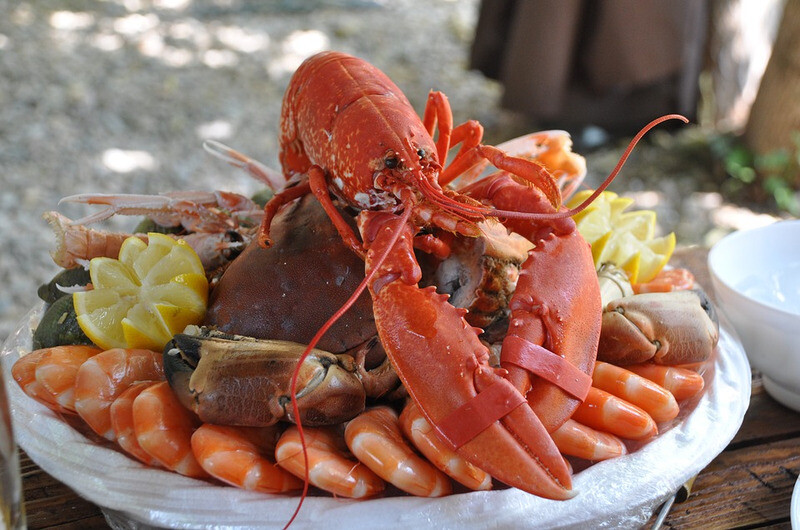 Que boire avec des fruits de mer ?