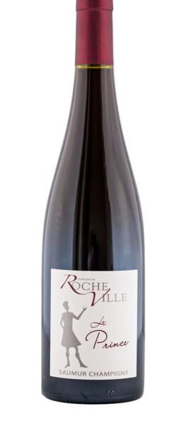 Domaine de Rocheville - le prince - Rouge - 2015