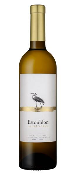 Château d'Estoublon - la réserve d'estoublon - Blanc - 2020