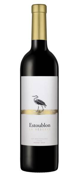 Château d'Estoublon - la réserve d'estoublon - Rouge - 2020