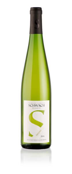 Domaine François Schwach - aromathèque riesling - Blanc - 2019