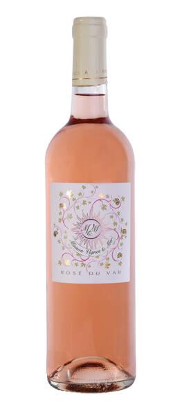 Maison Vignes & Mer - igp  du var - Rosé - 2020