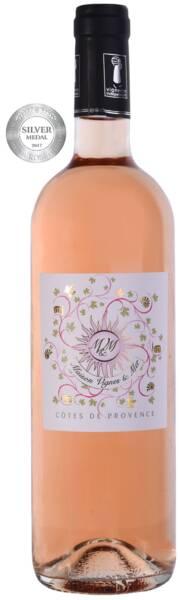 Maison Vignes & Mer - aop côtes de provence - cuvée plus - Rosé - 2020