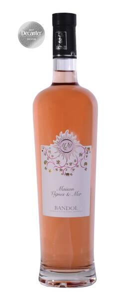 Maison Vignes & Mer - aop bandol - Rosé - 2019