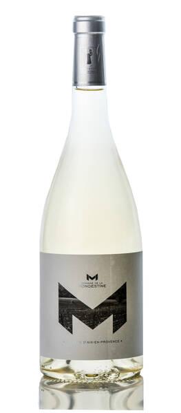 Domaine de la Mongestine - m blanc 2019 - Blanc - 2019