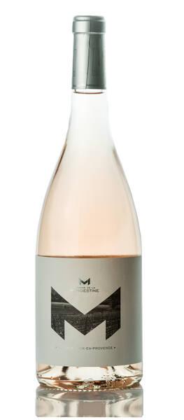 Domaine de la Mongestine - m rosé 2019 - Rosé - 2019