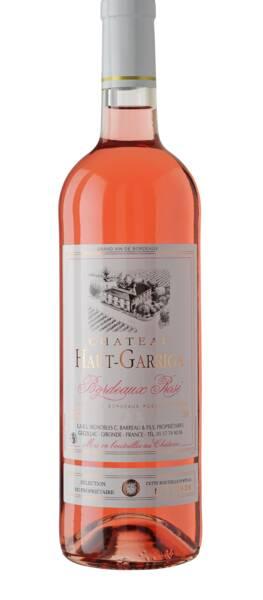 Château Haut-Garriga - bordeaux - Rosé - 2020