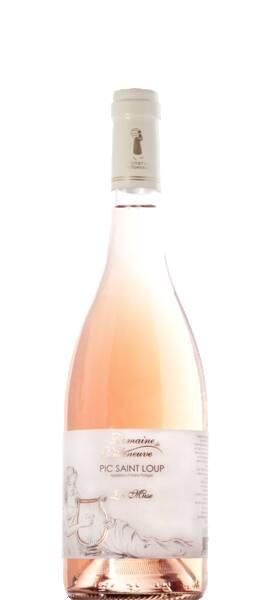 Domaine de Villeneuve - la muse - Rosé - 2019