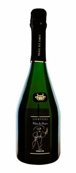 Champagne Tornay  - Palais des dames - Pétillant