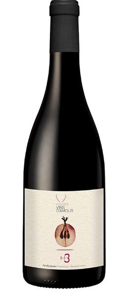 Clos Des Vins d'Amour - cuvée 1+1=3 - Rouge - 2017