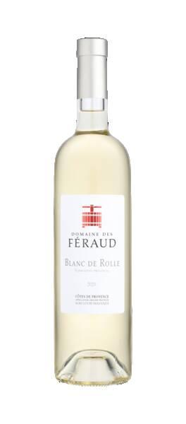 Domaine des Féraud - de rolle - Blanc - 2019