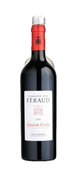 Domaine des Féraud - grande cuvée - Rouge - 2015