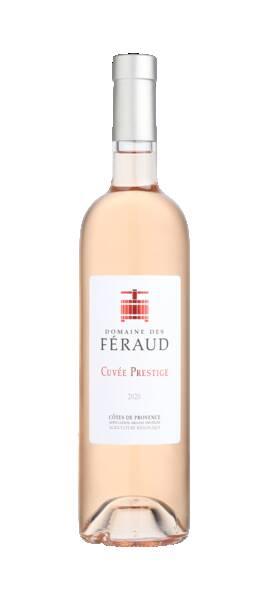 Domaine des Féraud - cuvée prestige - Rosé - 2020