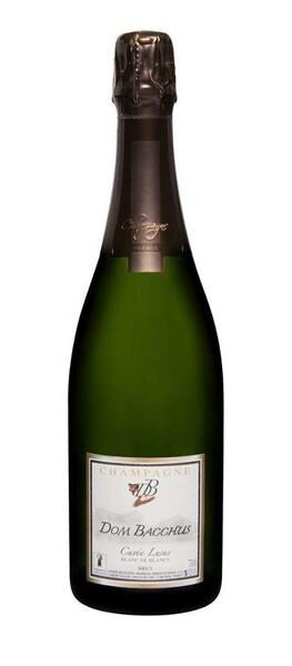 Champagne Dom Bacchus - cuvée cupidon - brut - Pétillant - 2012