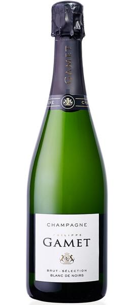 Champagne Philippe Gamet - Brut - Sélection - Blanc de Noirs