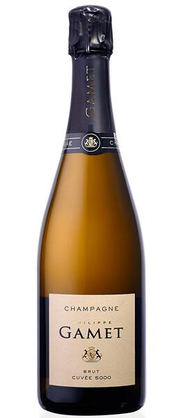Champagne Gamet - Cuvée 5000 - Pétillant