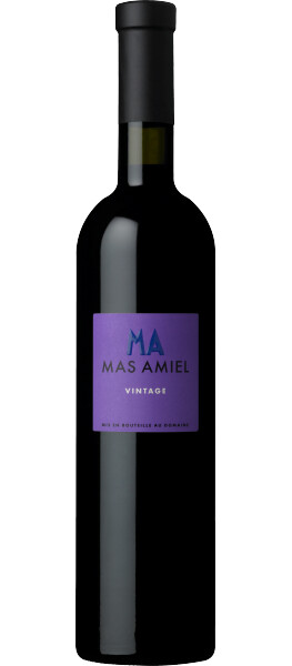 Mas Amiel - vintage - Rouge - 2018