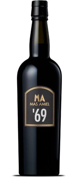 Mas Amiel - 1969 - Rouge - 1969