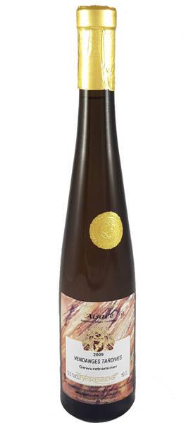 Domaine Vins d'Alsace Sylvain Hertzog - gewurztraminer vendanges tardives - Liquoreux - 2017