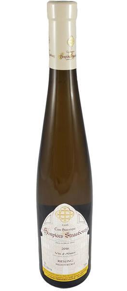 Domaine Vins d'Alsace Sylvain Hertzog - riesling