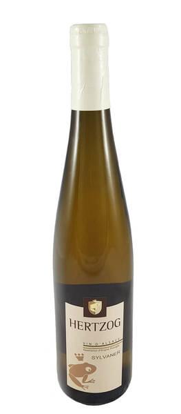 Domaine Vins d'Alsace Sylvain Hertzog - sylvaner - Blanc - 2018