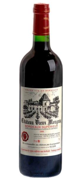 Château Vieux Mougnac - chateau vieux mougnac - Rouge - 2006