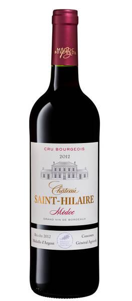 Chateau Saint-Hilaire - château saint-hilaire - Rouge - 2012