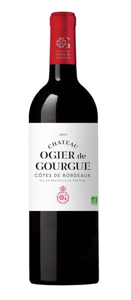 Château Ogier de Gourgue - millésime - Rouge - 2014