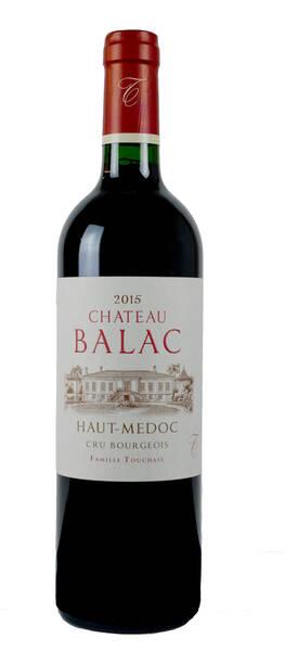 Château Balac - cru bourgeois - Rouge - 2015