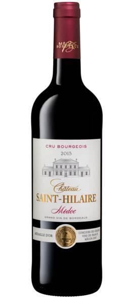 Chateau Saint-Hilaire - château saint-hilaire - Rouge - 2015