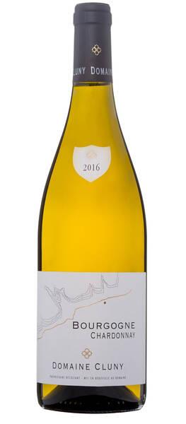 Domaine Cluny - bourgogne chardonnay - Blanc - 2018