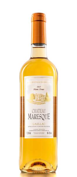 Château Maresque - blanc doux - Liquoreux - 2017