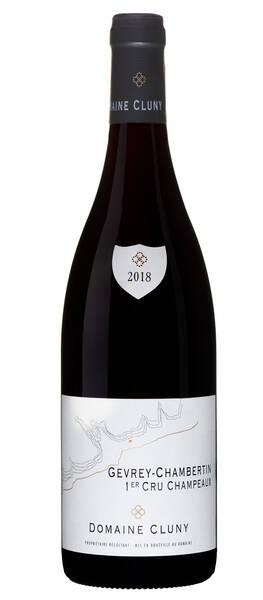 Domaine Cluny - gevrey-chambertin 1 er cru les champeaux - Rouge - 2018