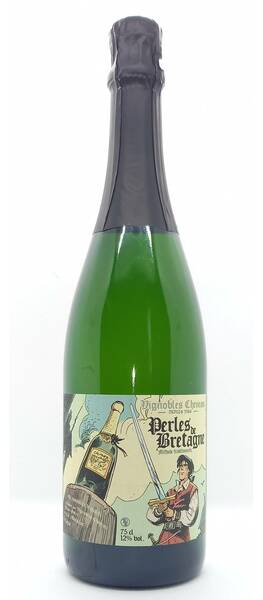 Vignobles Chéneau - perles de bretagne - beuzelin - Pétillant