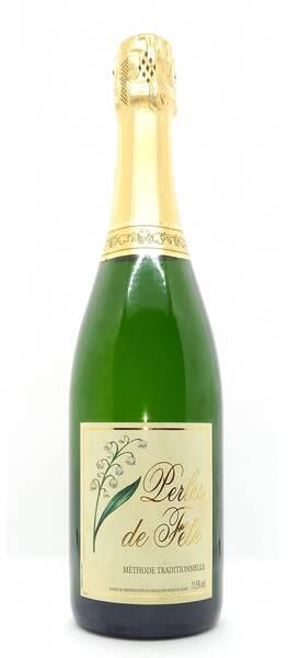 Vignobles Chéneau - perles de fêtes - Pétillant