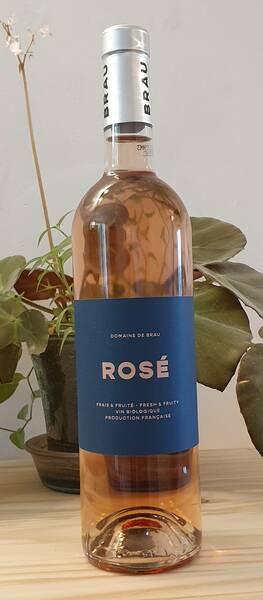 Domaine de Brau - rosé - Rosé - 2020