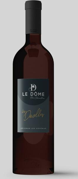 Le Dôme d'Elyssas - les douelles - Rouge - 2018