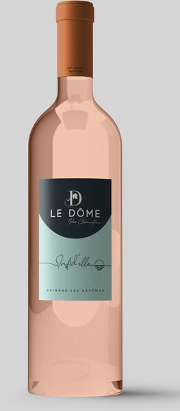 Le Dôme d'Elyssas - infid'elle - Rosé - 2020