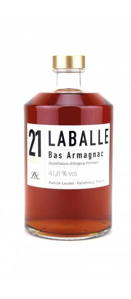 Domaine de Laballe - flacon 21 gold - Blanc