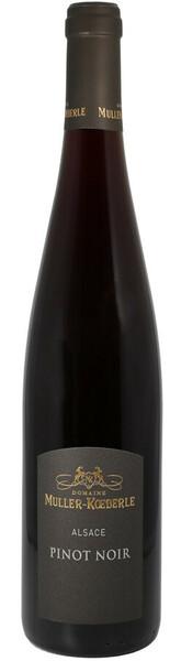 DOMAINE MULLER KOEBERLE - d'alsace - vin méthode nature - Rouge - 2019