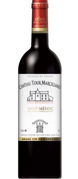 Chateau Tour Marcillanet - château tour marcillanet - Rouge - 2011