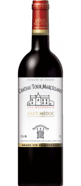 Chateau Tour Marcillanet - cru bourgeois - Rouge - 2013
