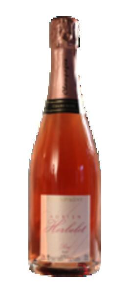 Champagne Adrien Herbelet - rosé - Rosé