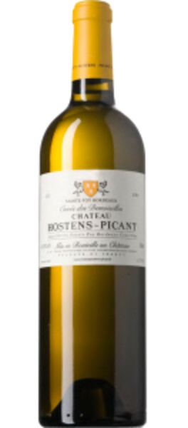 Chateau Hostens-Picant - cuvée des demoiselles - Blanc - 2016