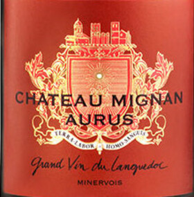 Château Mignan - aurus - Rouge - 2015