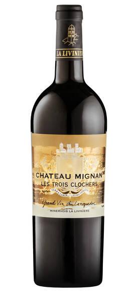 Château Mignan - les 3 clochers - Rouge - 2015