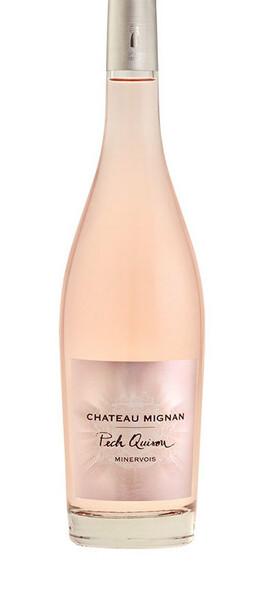 Château Mignan - pech quisou - Rosé - 2018