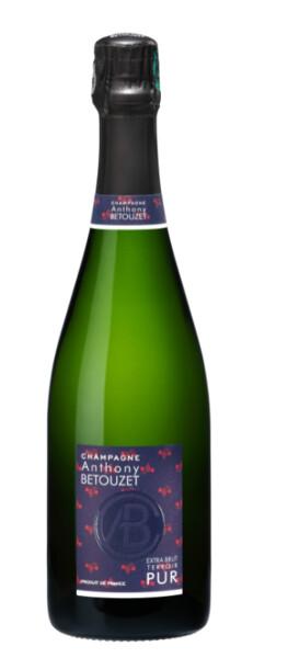 Champagne Anthony BETOUZET - extra brut pur terroir - Pétillant