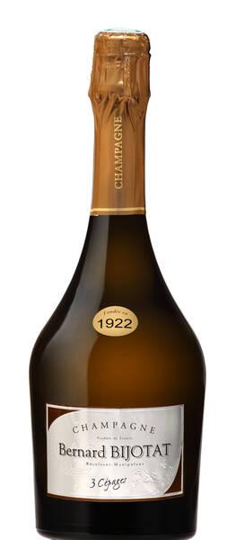 Champagne Bernard Bijotat - 3 cépages - Blanc