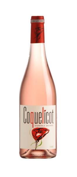 Bruno Andreu - coquelicot - Rosé - 2019